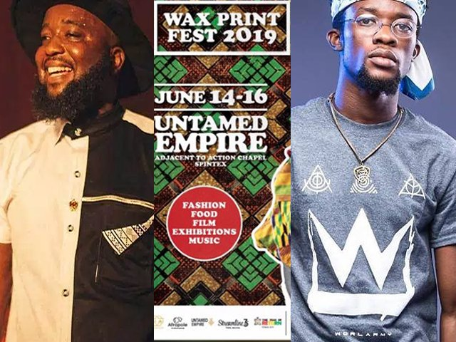 #YearofReturn_Wax Print Festival