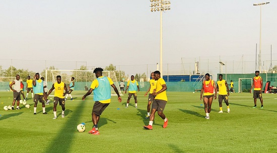 Omani referee to officiate Black Stars vs Namibia clash today