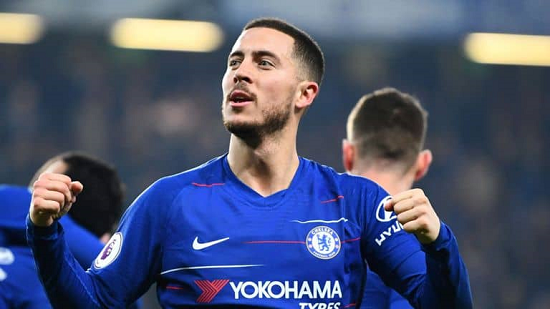 Real Madrid signs Hazard from Chelsea