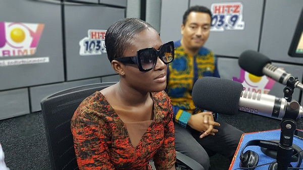 Cheating won't be the reason to quit with Medikal - Fella Makafui