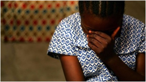 Girl defiled by lotto receiver