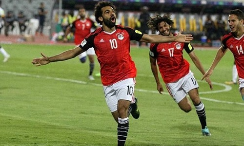 AFCON 2019: Salah leads Egypt's final 23-man squad