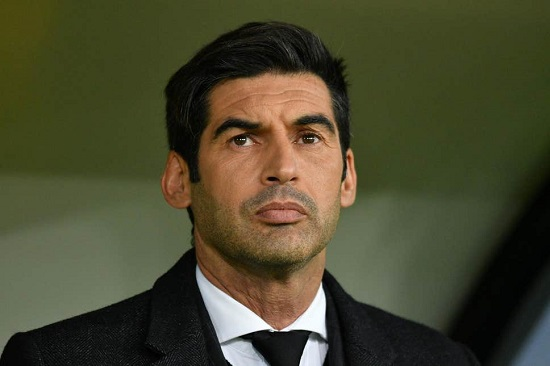 Paulo Fonseca appointed Roma head coach