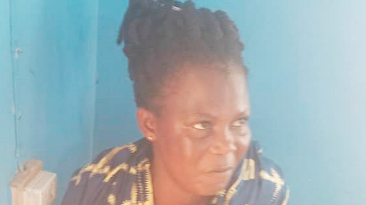 Woman arrested for pouring soup on police