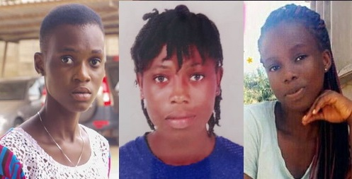 Kidnapped Takoradi girls