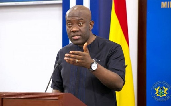 Minister for Information Kojo Oppong Nkrumah says there was no foreign support in the rescue of the Canadian girls