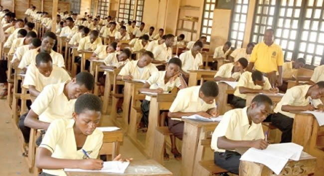 BECE candidate takes six-week baby to examination centre