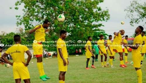 NC's Special Competition Tier 1: Kotoko steps up in Mampong (PHOTOS)