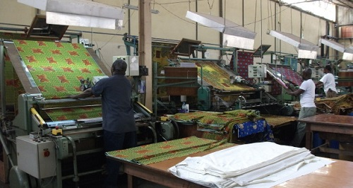 Local manufacturers in Ghana