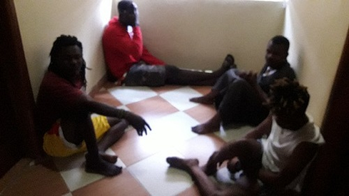 Kidnappers of Canadian girls demanded $800k , all six remanded