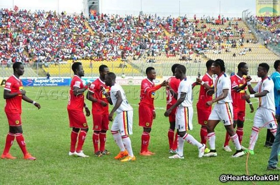 NC's Special Competition: Hearts-Kotoko to renew rivalry