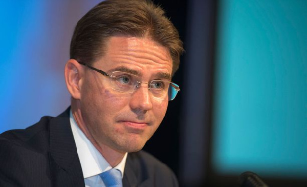 Jyrki Katainen, European Commission Vice President