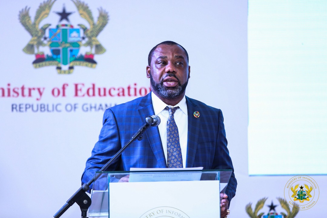 Dr Mathew Opoku Prempeh, the Minister for Education