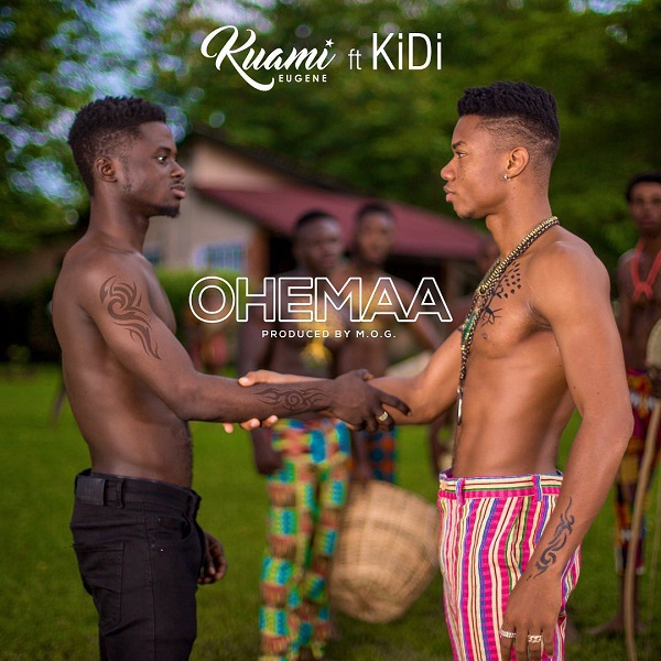 Kuami Eugene set to release his 1st ever collab with KiDi