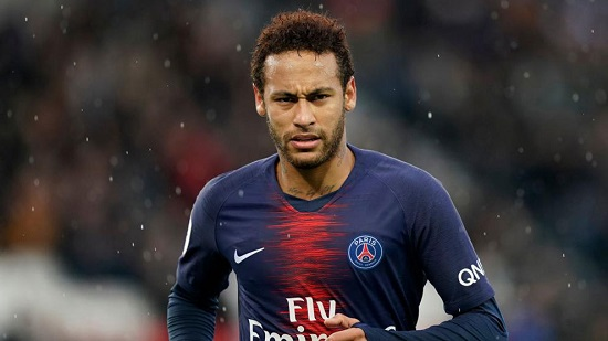 PSG willing to sell Neymar