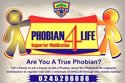 10 things you need to know about Phobia4Life supporter mobilization