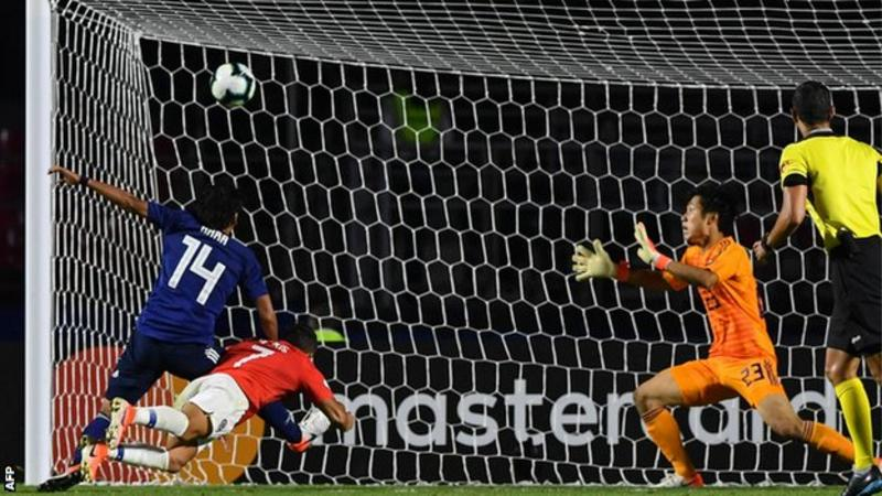 Copa America : Sanchez scores first goal since January as Chile beat Japan