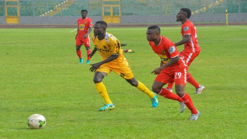 NC's Tier II Competition: Kotoko eyeing another final as they play AshantiGold