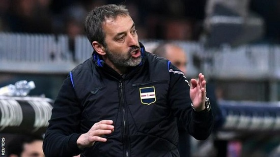 Marco Giampaolo appointed AC Milan coach