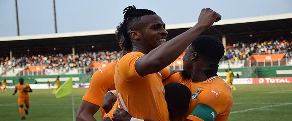 AFCON 2019: Kodjia gets Cote d'Ivoire off to a winning start