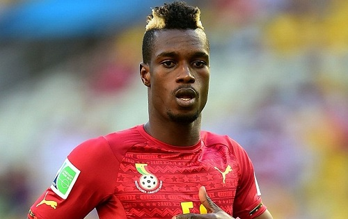 AFCON 2019: John Boye sets unwanted record