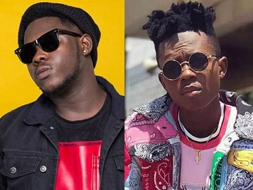 Medikal apologizes to Strongman