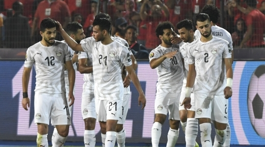 AFCON 2019: Egypt see off Uganda to top Group A, Zimbabwe succumb to DR Congo