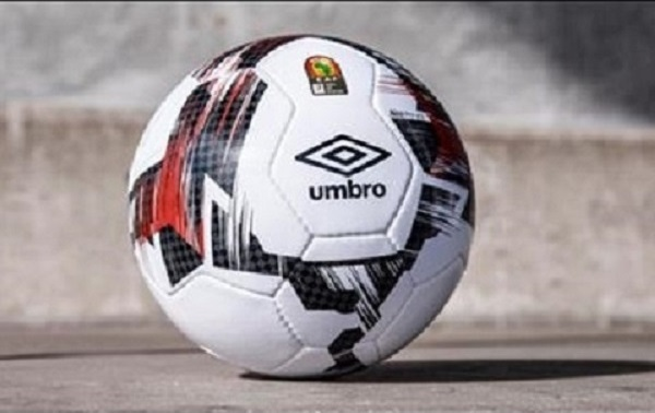 AFCON 2019: Black Stars trains with Umbro's official match balls