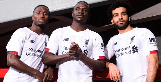 Liverpool release new 2019/20 away kit