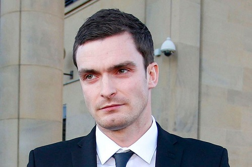 Adam Johnson  set for release this month  - after serving half of sentence a5d9d5806