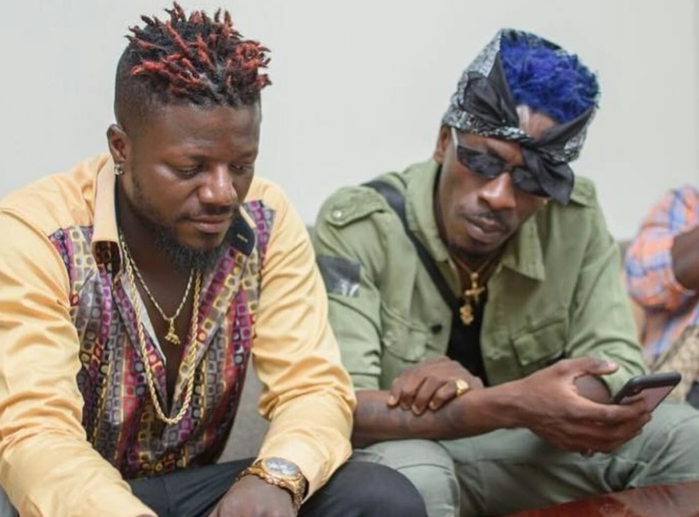How Shatta Wale's fight with management started