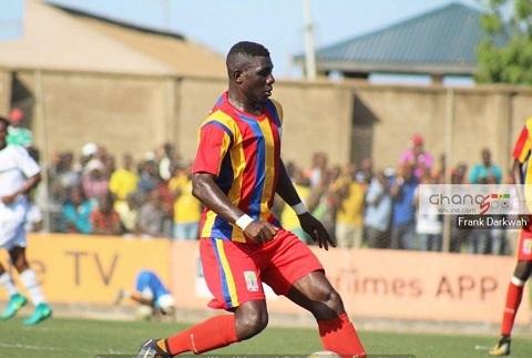 Burkina Faso forward Abubakar Traore part ways with Hearts of Oak
