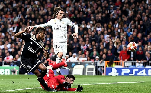 VIDEO: Real Madrid dumped out of Champions League by Ajax