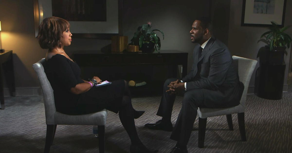 Full Interview: R. Kelly breaks his silence on sexual abuse claims