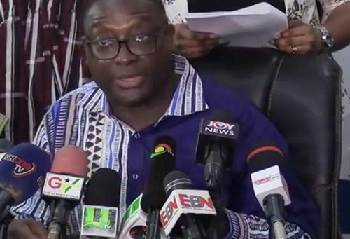 NPP distances itself from private militia group in latest exposé
