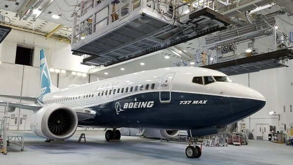 U.S. will not suspend Boeing 737 MAX planes