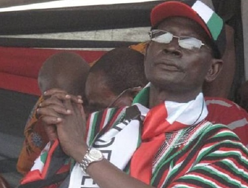 NDC declares 3 days of mourning for late Kwabena Adjei