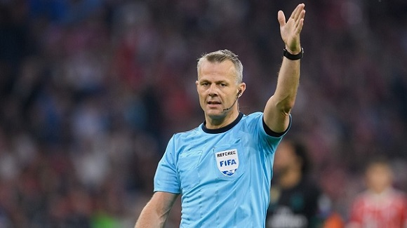 Referee Profile: Meet Bjorn Kuipers the richest official in the game