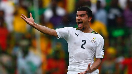 Kwesi Appiah: My form earned me Black Stars call up