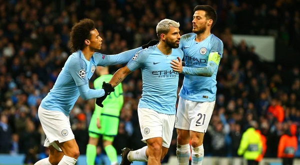 UCL: Manchester City humiliate Schalke to storm into the quarters