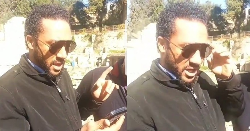 Majid Michel speaking all perfect after his throat surgery