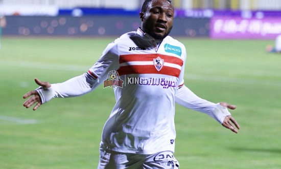 Former Asante Kotoko striker Ben Acheampong sentenced to three years in prison in Egypt