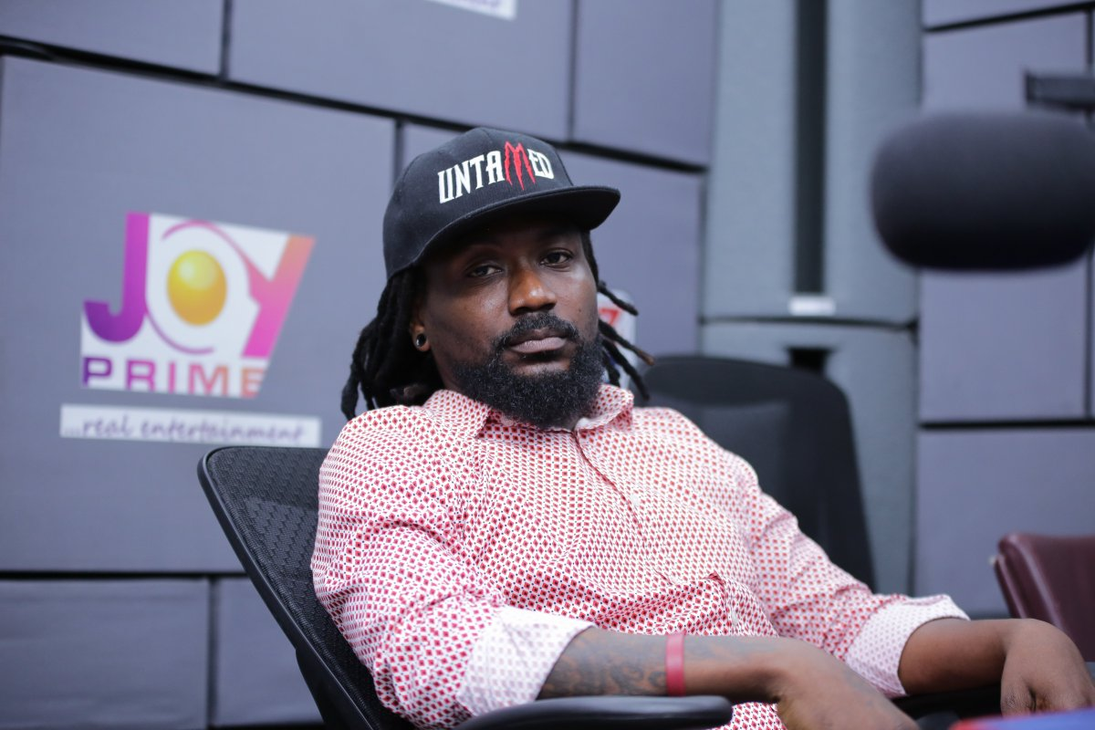 VIDEO: I featured on many songs to become popular - Samini
