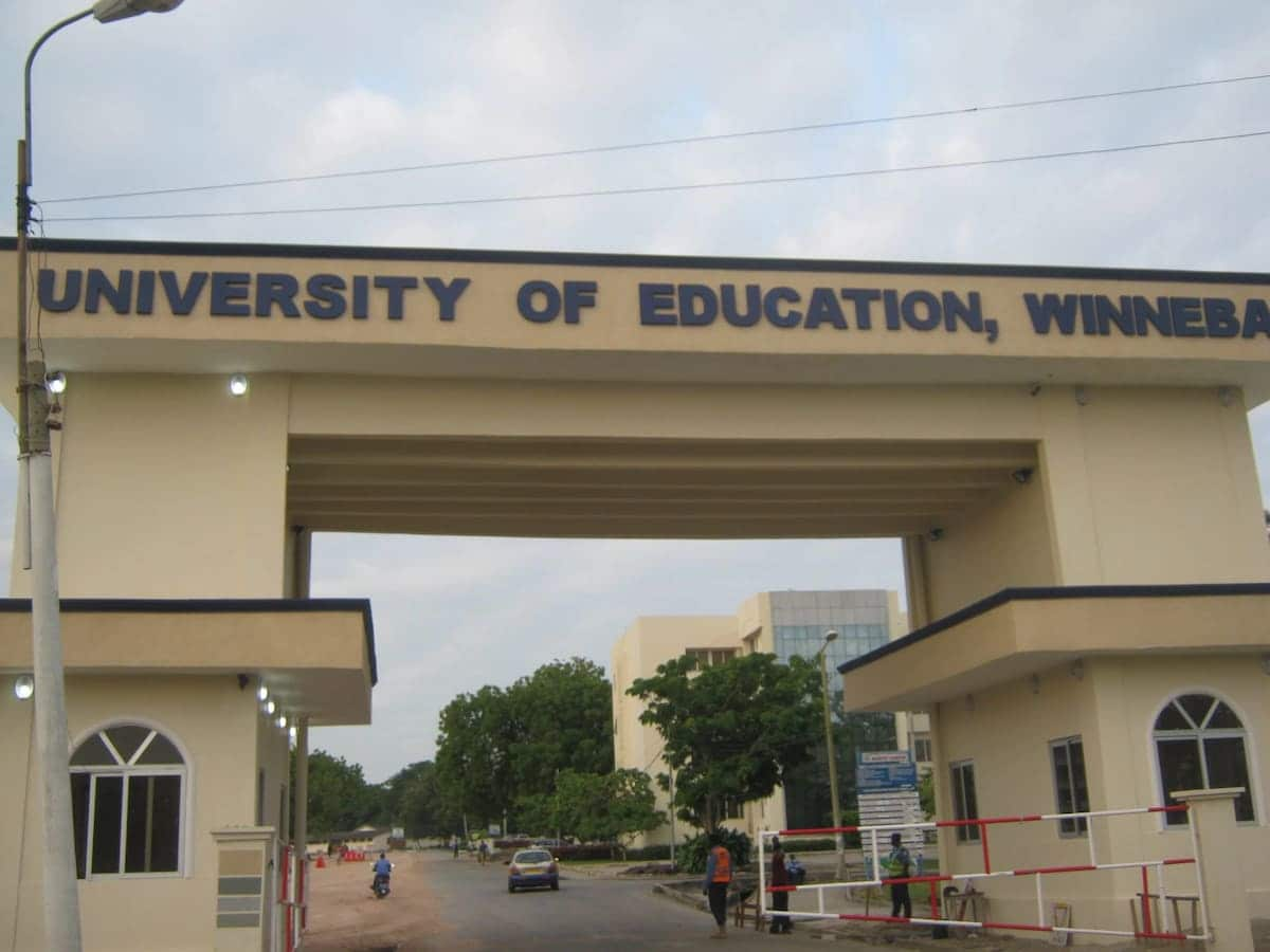 UEW shut down:Give students time to leave campus-UTAG