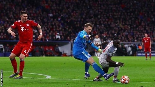 VIDEO: Liverpool ease past Bayern Munich to reach quarter-finals