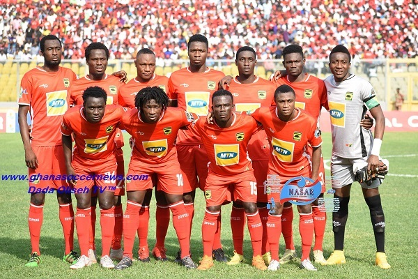Zesco United vs Asante Kotoko: How the Porcupines could line-up against the Zegalacticos
