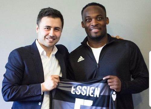 Michael Essien becomes Sabali FC player-coach in latest move