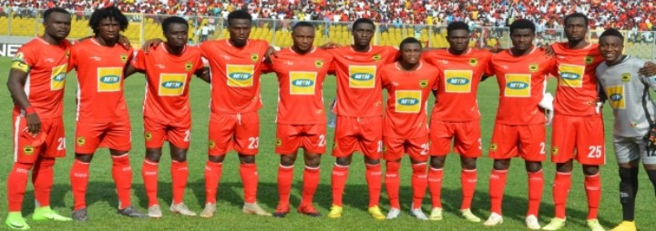 CAFCC: Akonnor makes changes in Kotoko' starting XI to face Zesco United in must-win game