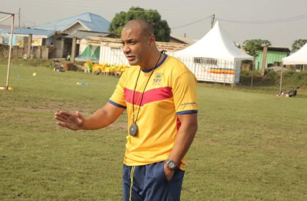 Hearts of Oak refutes claims of Kim Grant' departure