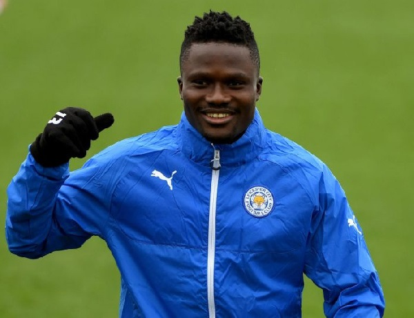 Crocked Ghana defender Daniel Amartey sends heartfelt message to Leicester fan who suffers similar injury